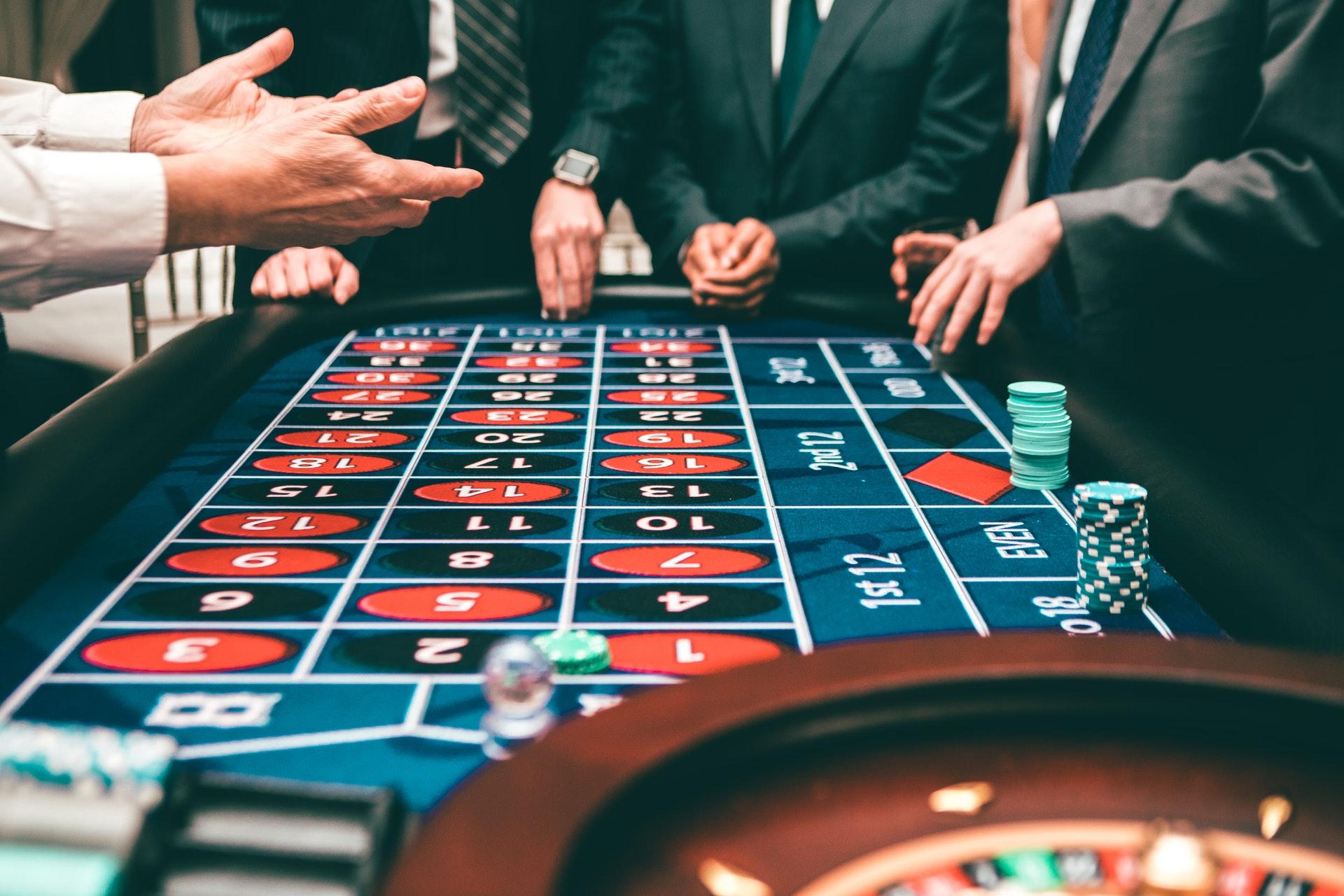 Roulette spelen in het casino