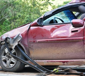 Auto ongeval